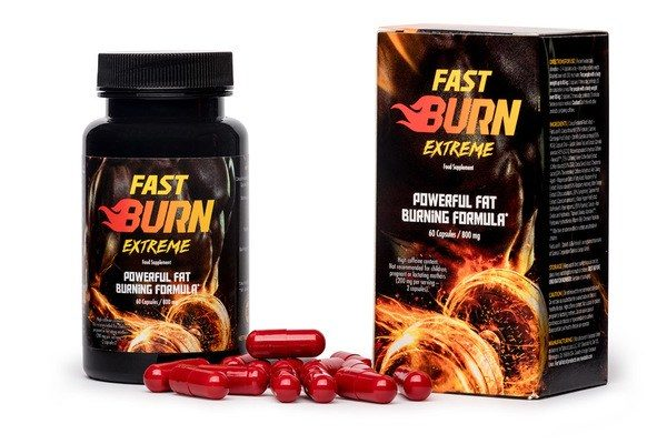 FastBurn efekty działania