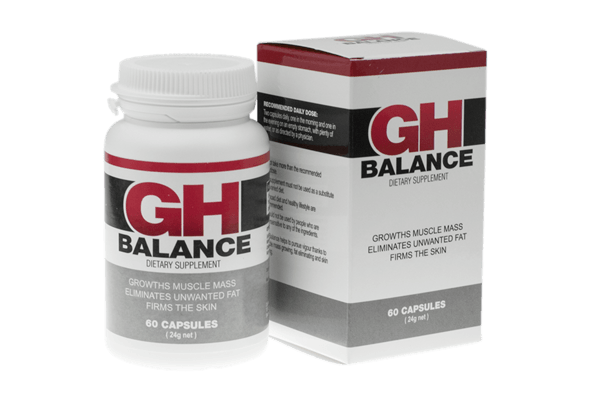 GH balance dawkowanie