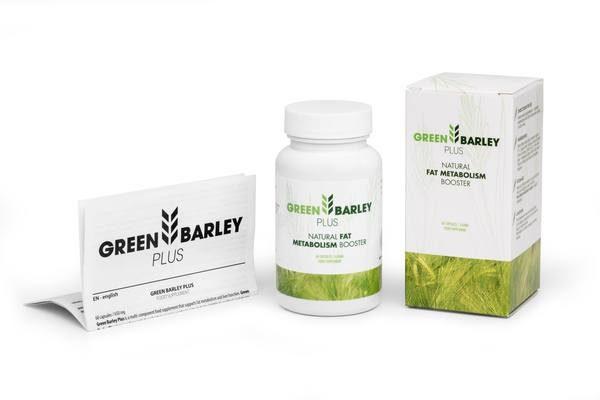 Green Barley Plus efekty działania