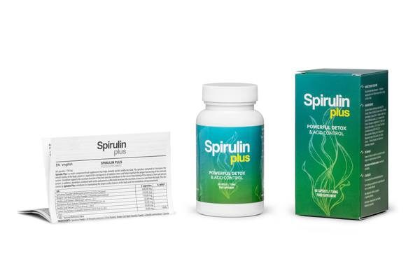 SpirulinPlus co to jest