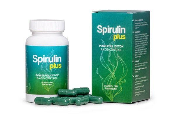 SpirulinPlus efekty działania