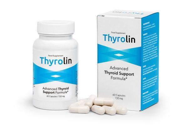 Thyrolin opinie