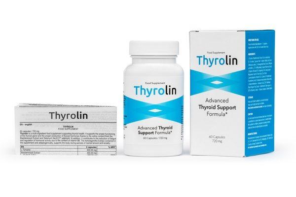 Thyrolin skład
