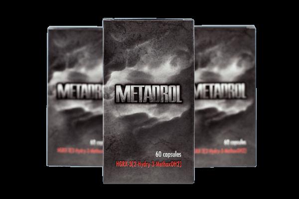 metadrol dawkowanie